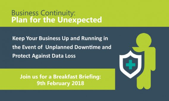 Breakfast Briefing: Business Continuity