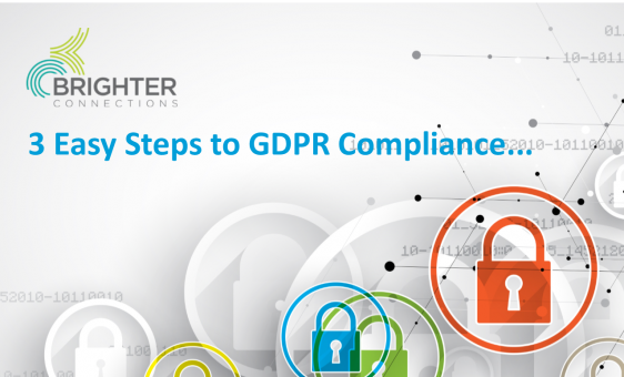 GDPR Services & Solutions Now Available