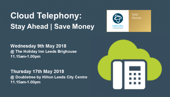 Cloud Telephony Lunch & Learn: May 2018