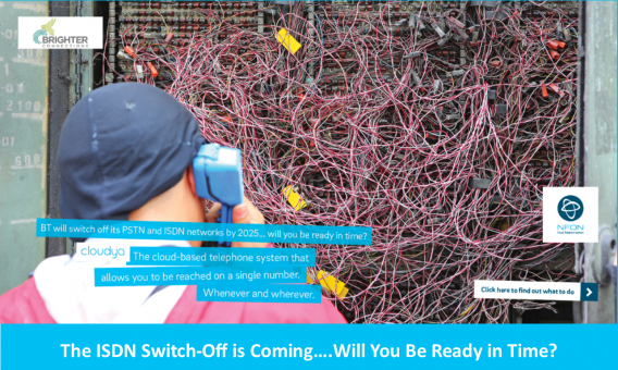 The ISDN Switch-Off is Coming…..