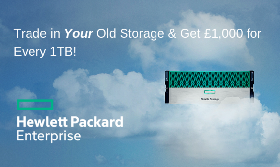 HPE Storage Trade-In