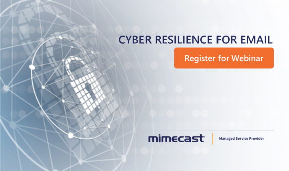 Cyber Resilience for Email Webinar