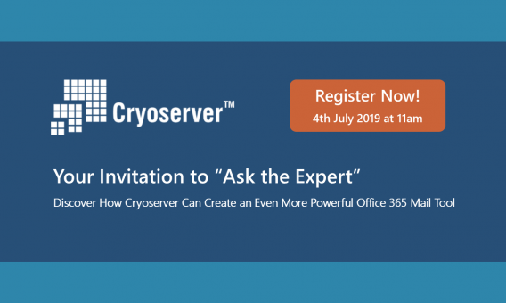 Cryoserver: Ask the Expert Session