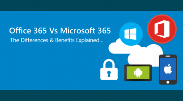 Office 365 Vs Microsoft 365: What's the difference?