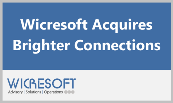 Wicresoft Acquires Brighter Connections