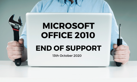 Microsoft Office 2010 End of Support
