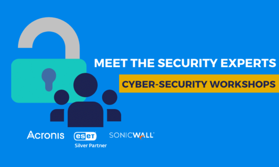 Meet the Security Experts: Cyber-Security Workshops